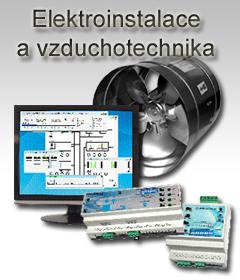 elektroinstalace a vzduchotechnika